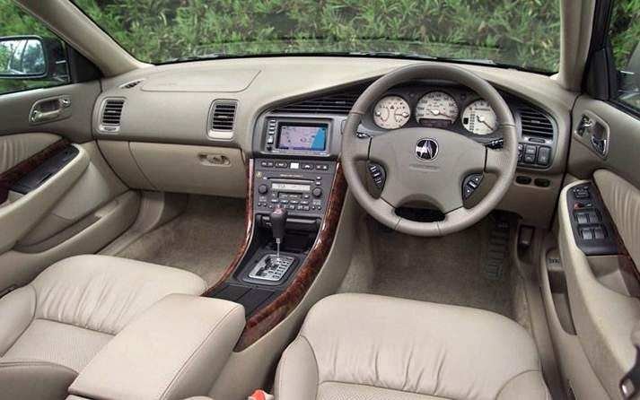Acura TL 2004 Type S Interior