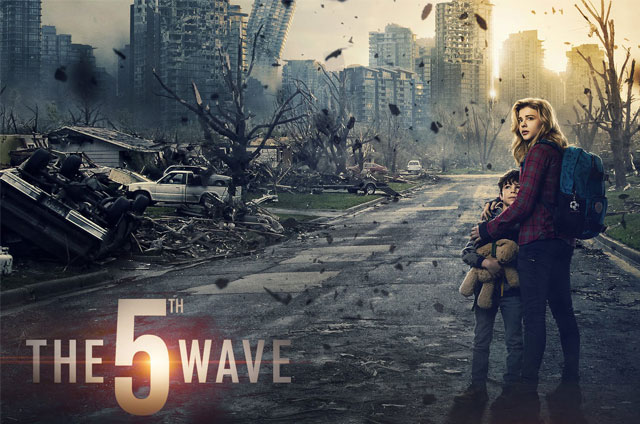 The 5th Wave (2016) Full HD