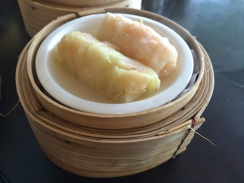 Hong Kong Dessert's Cabbage Roll