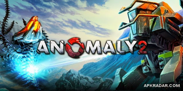 Anomaly 2 1.2 Build 100 Apk