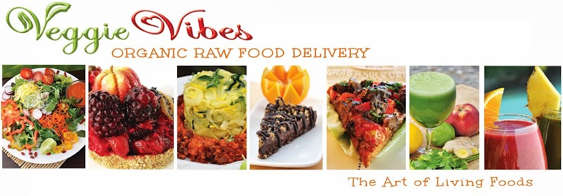 Raw Food Delivery all over USA