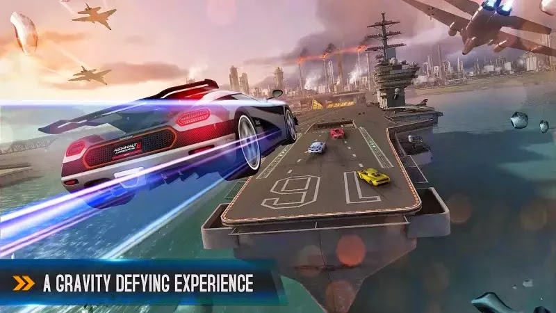 Best Top 5 Free Popular Car Racing Games for Android 2016