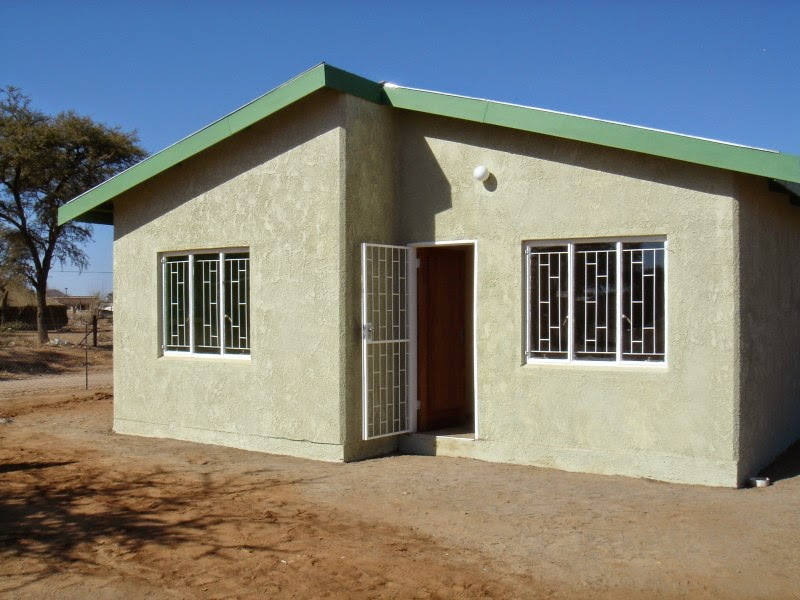 Costs of building a house in sa
