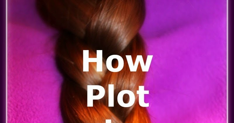how to come up with a book plot