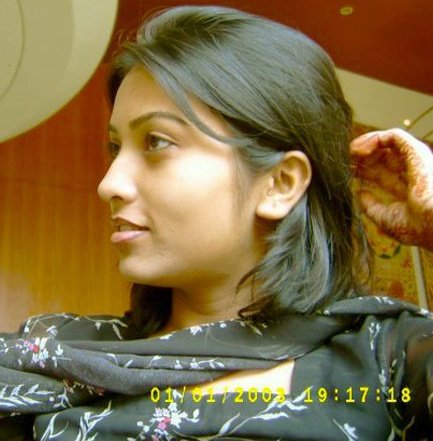 Shenaaz Teen Beautiful Desi ICAP Student Girl From Karachi