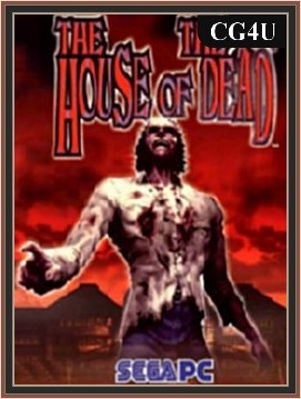 The House Of The Dead PC Game Cover | The House Of The Dead PC Game Poster