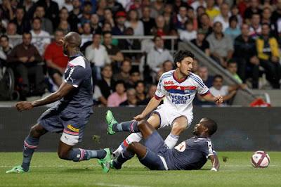 Olympique Lyon 3 - 1 Bordeaux (3)