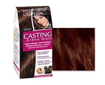 Casting Crème gloss 535 chocolate tinte