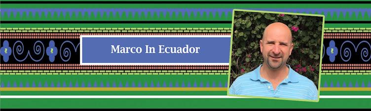 MarcoInEcuador