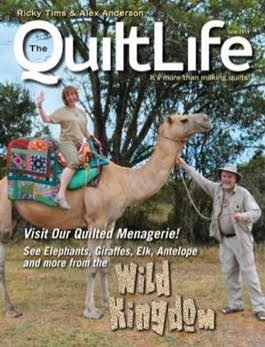 I write for the Quilt Life!