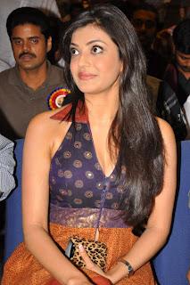 Kajal Agarwal Hot Still in Dress