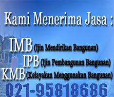 Jasa Pengurusan IMB di DKI Jakarta