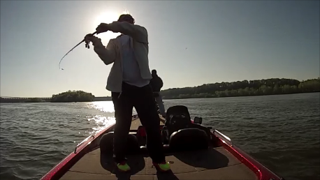 Best5zach outdoors fishing report for pickwick 4 22 13 for Pickwick fishing report
