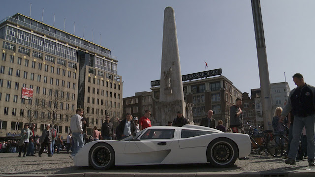 Isis AM01 Dutch Supercar