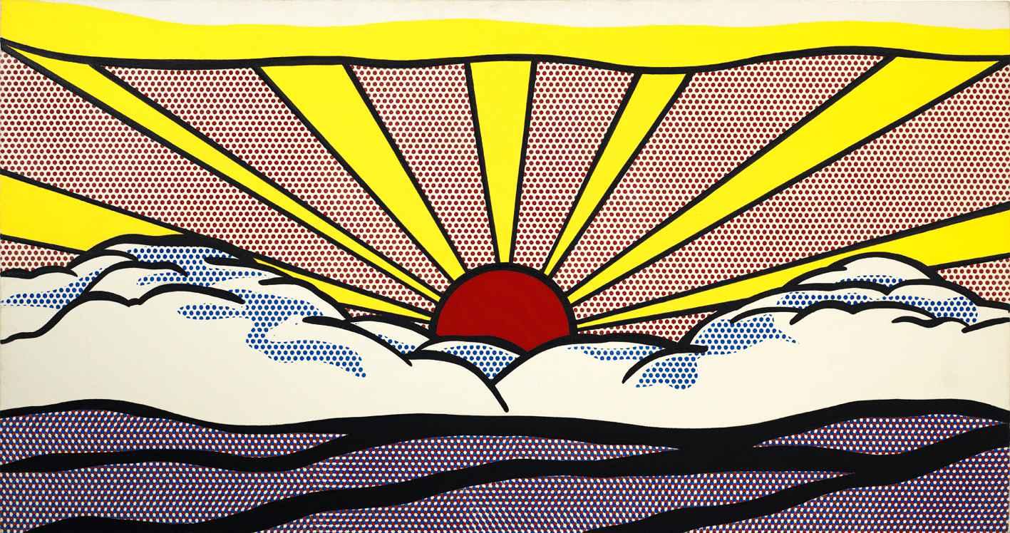 Notre bvc roy lichtenstein 31 juillet 2013 - Pop art roy lichtenstein obras ...