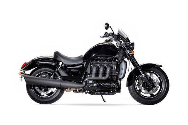Triumph Unveiled Its New Limited Edition Bike Rocket X