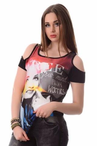 Bayan tişört modelleri sateen tişört modelleri yeni sezon