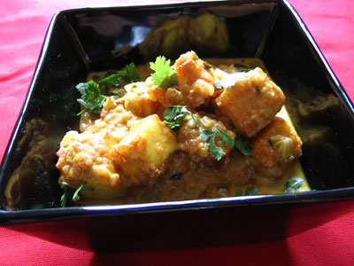 Shahi Paneer (Butter Paneer Masala)