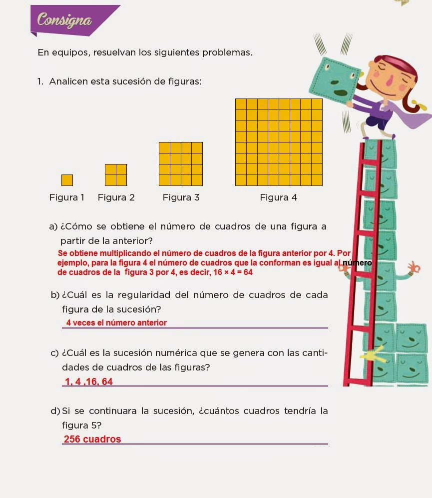 Dobles, triples, cuádruples... - Desafios matemáticos 4to Bloque 5 2014-2015