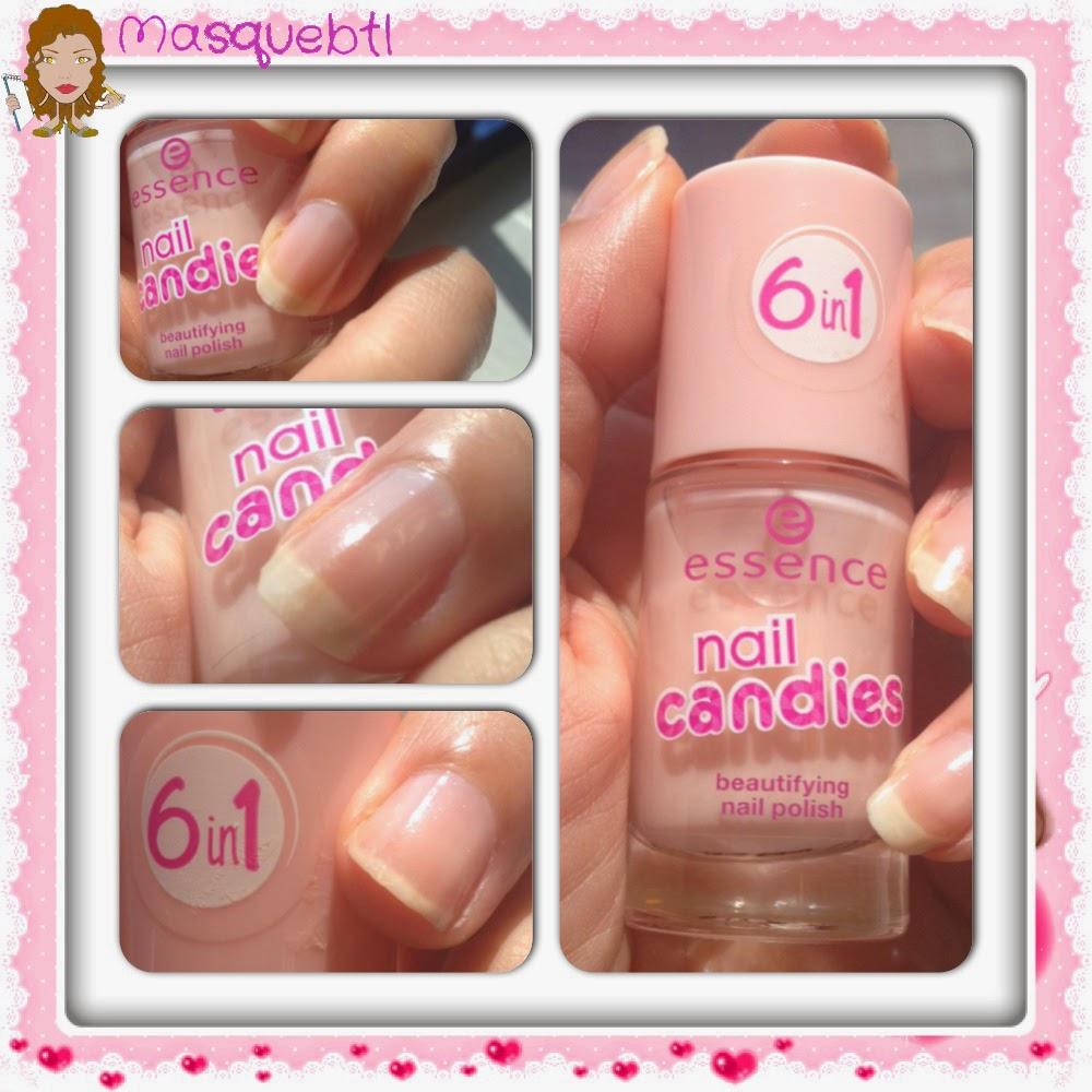 Masquebtl: He probado: Esmalte de uñas Nail Candies de Essence