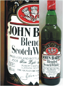 JOHN BARRY SCOTCH