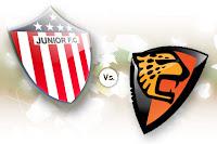 Ver Junior Vs Jaguares Online en Vivo - Copa Santander Libertadores 5 de Mayo