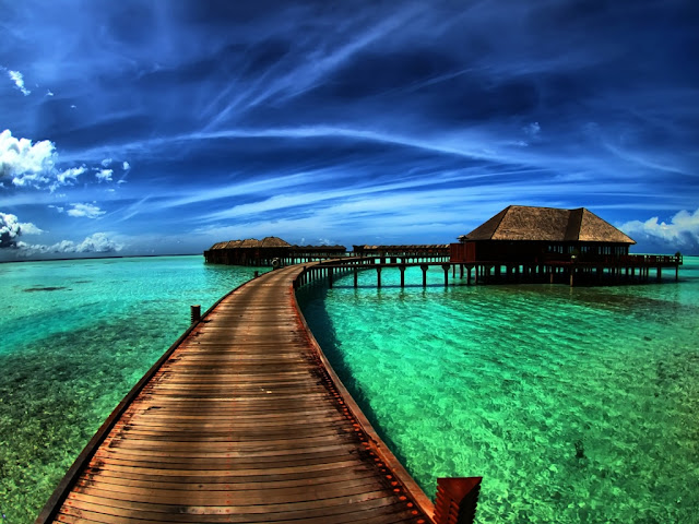Wallpaper: Amazing Sea Resort