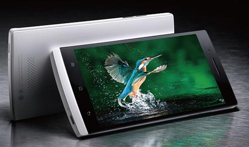 oppo find 5, dien thoai di dong, the gioi di dong