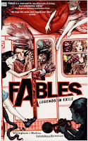 Cover of Fables:  Legends in Exile by Bill Willingham