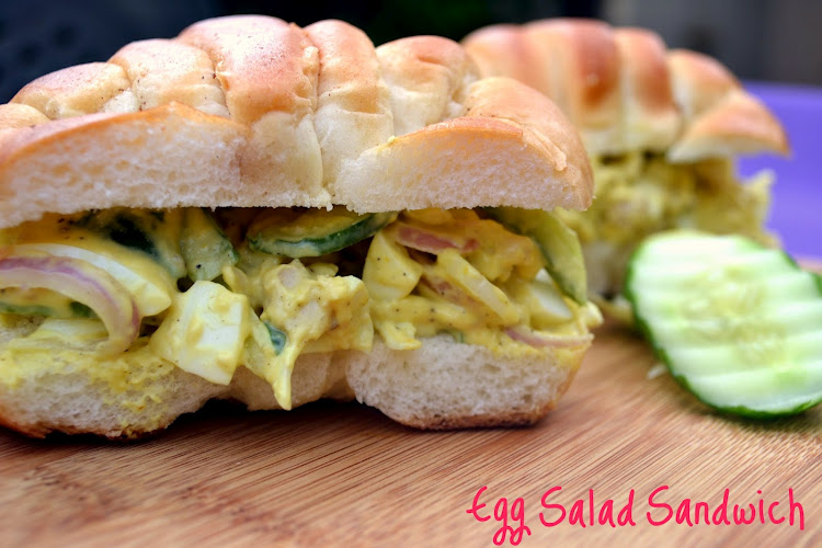 italian chicken salad sandwiches tarragon shallot egg salad sandwiches ...