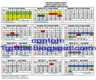 download kalender pendidikan 2014