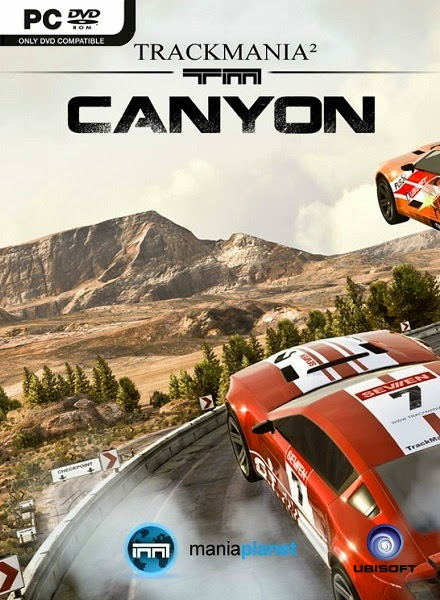 Trackmania 2 Canyon Full Version
