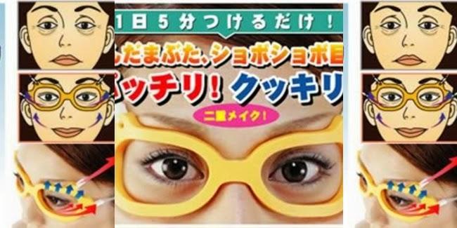 Alat Menghilang Kerutan Mata