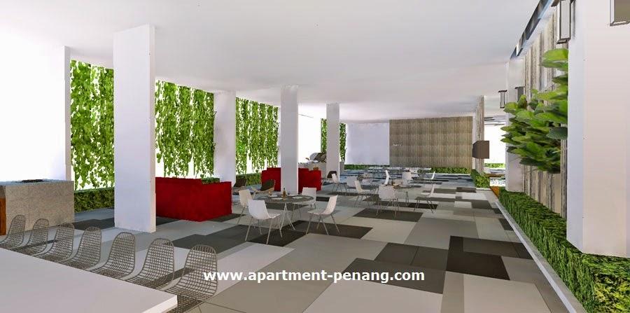 Skyview Residence Apartment Penang Com