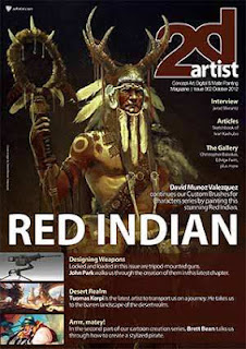 2DArtist Magazine Issue 082 October 2012