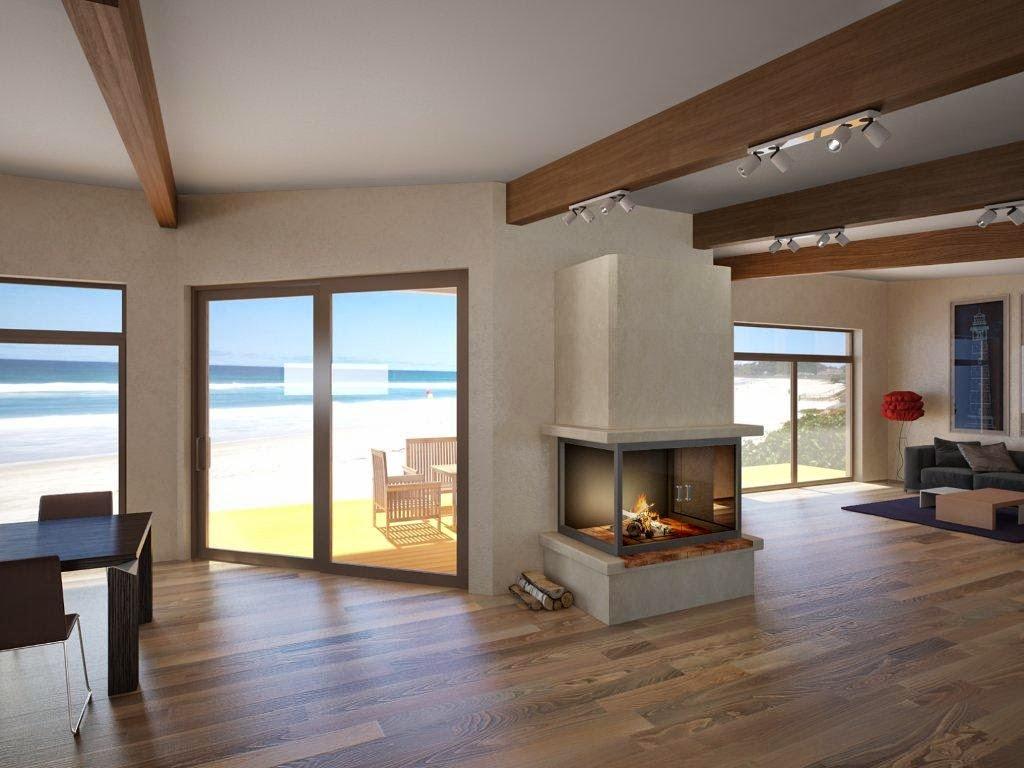 Proyectos de casas modernas proyecto de casa moderna ch61 for Casa moderna flooring