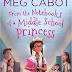 Itt van az új Neveletlen hercegnő könyv borítója!