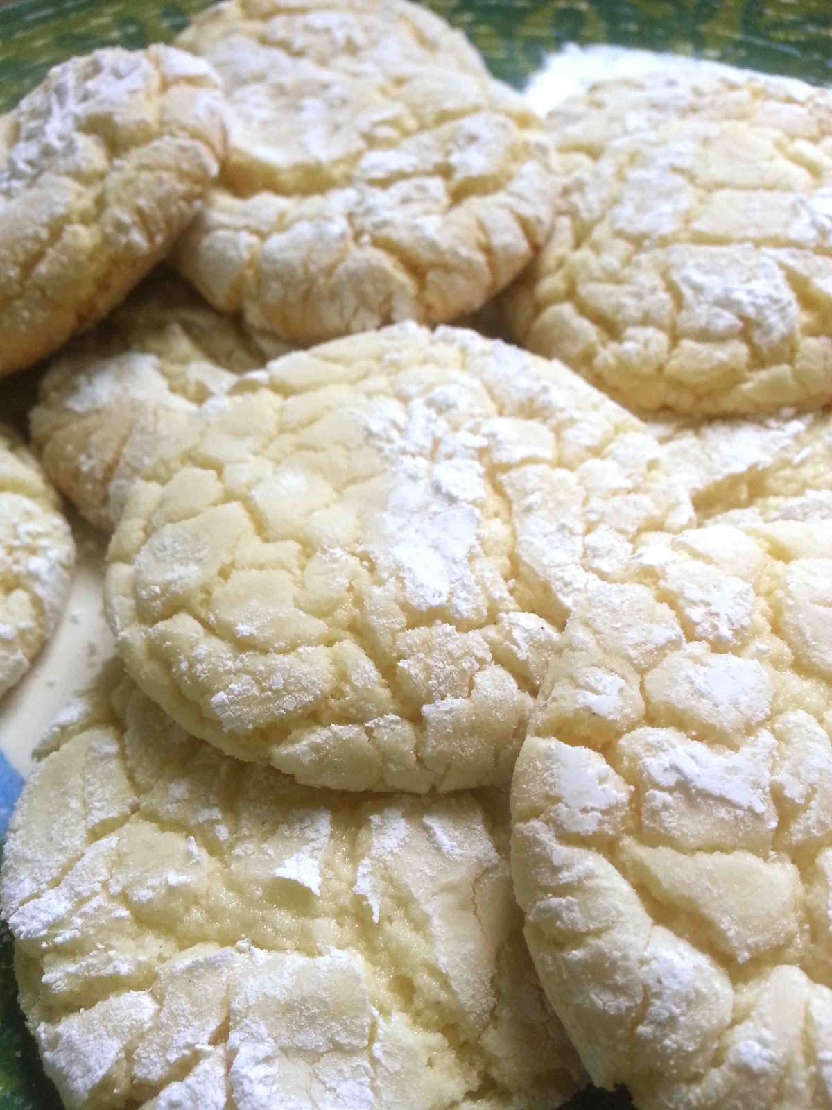Sugar Free Cookies Made With Cake Mix