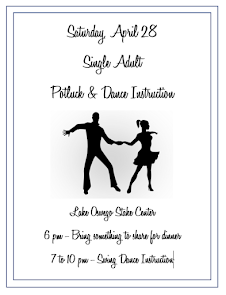 Potluck & Dance Instruction