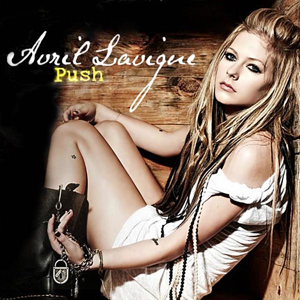 """Single promocional para Japón >> """"Push"""" [#1 TAI, #8 KOR, #35 JPN] Avril+Lavigne+-+Push+%282012%29"""