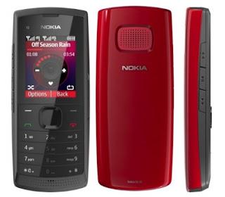 Spesifikasi Nokia X1-01