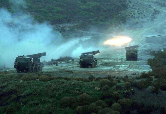 MLRS Rusia 200 km