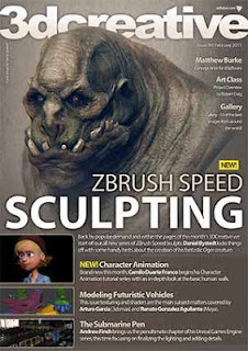3DCreative Magazine Issue 090 February 2013