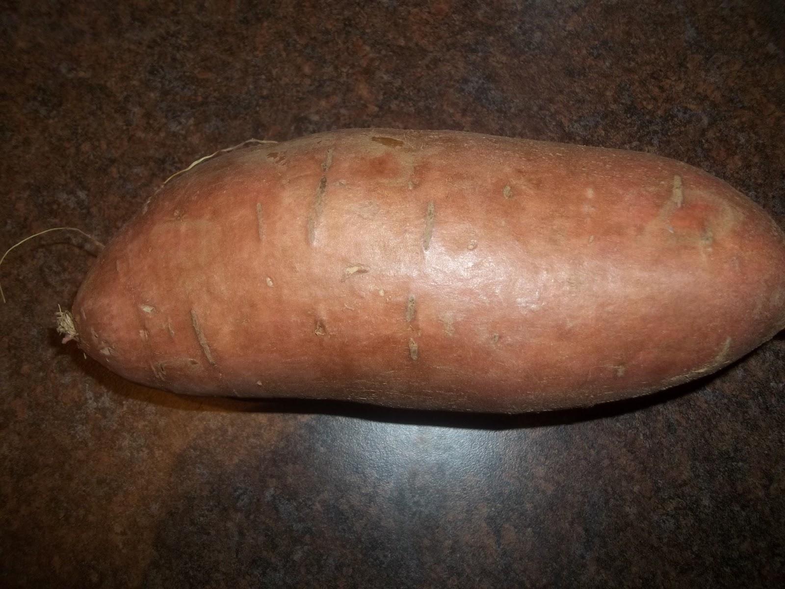 how to make crunchy sweet potato fries