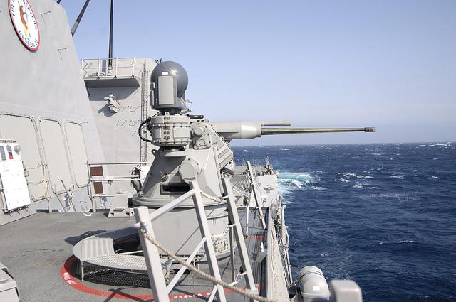 Defense Studies Philippines Acquires Mk38 Mod 2 Gun Systems For Navy