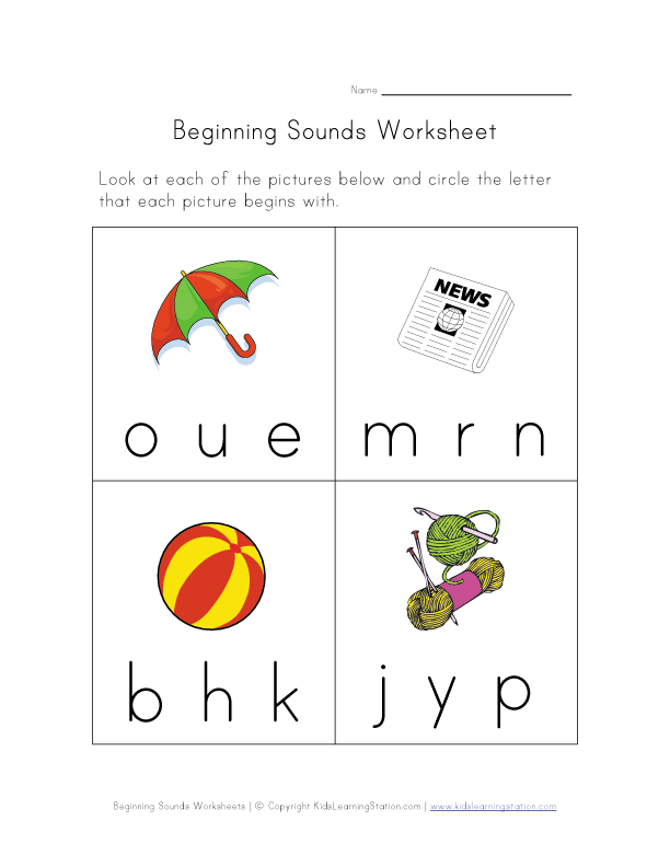 Phonics Teachernick Beginning Sounds Phonics Sounds