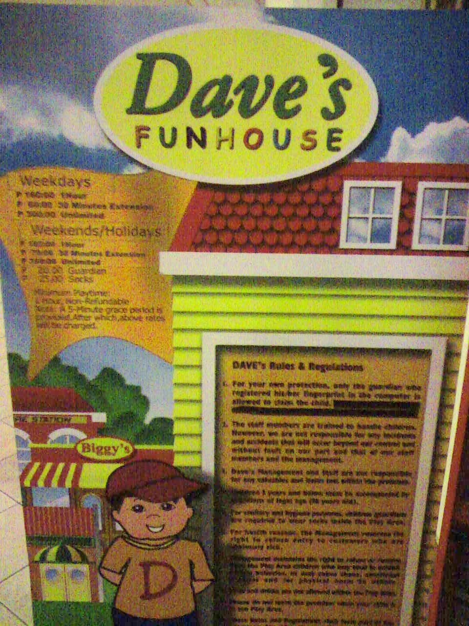All about family daves funhouse atc daves funhouse has miniature kids facilities like store with lots of plastic veggies and fruits etc hospital with its facilities like the bed stopboris Image collections