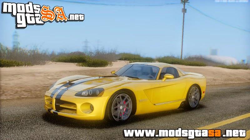 SA - Dodge Viper SRT10 2008