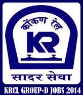 KRCL GROUP D JOBS