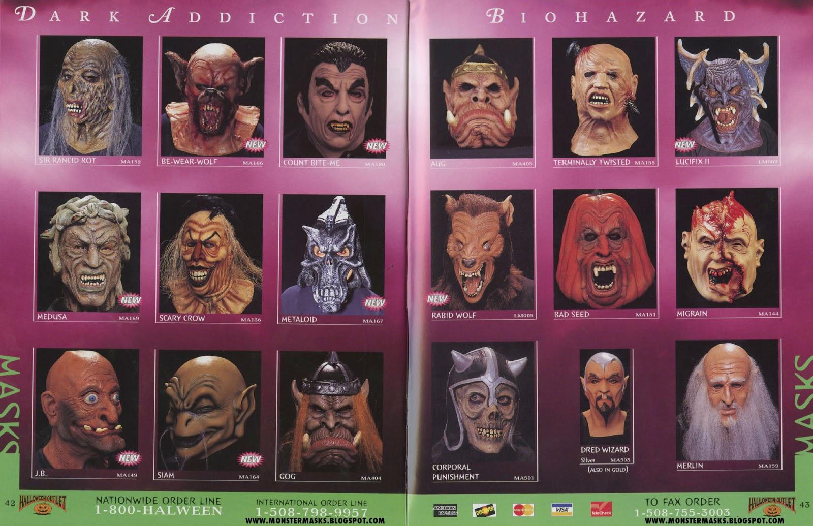 thursday january 10 2013 - Halloween Catalog